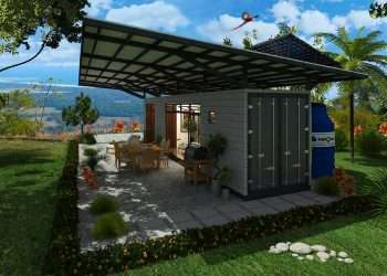 Costa Rica Container Home