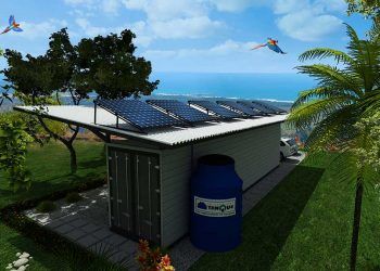 Costa Rica Container Homes In Playa Hermosa Homes For Sale