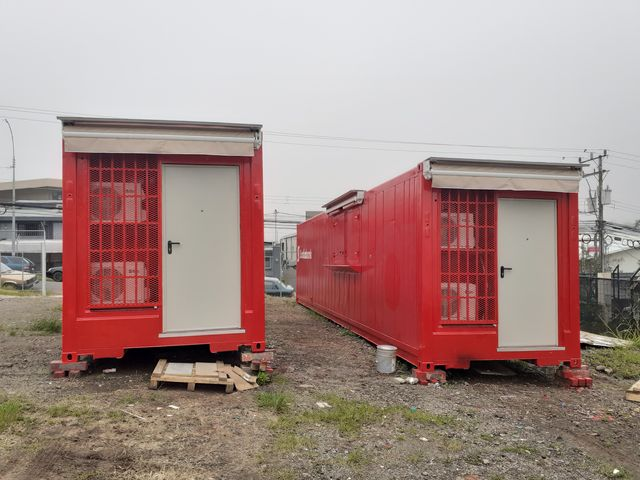 One Container Model Spec Home Costa Rica Container Homes